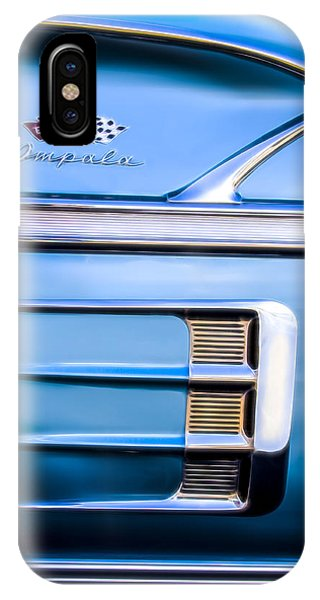 1958 Chevrolet Impala IPhone Case