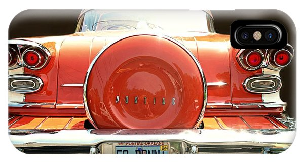 1958 Pontiac Bonneville IPhone Case