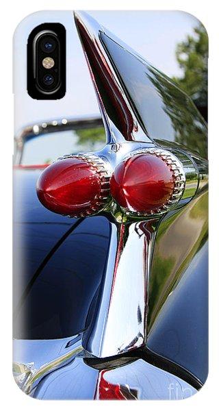 1959 Cadillac IPhone Case