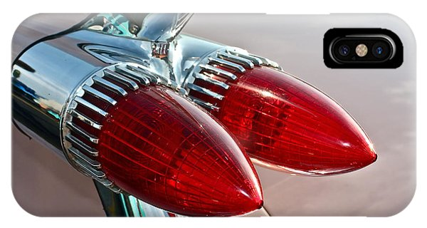 1959 Eldorado Taillights IPhone Case