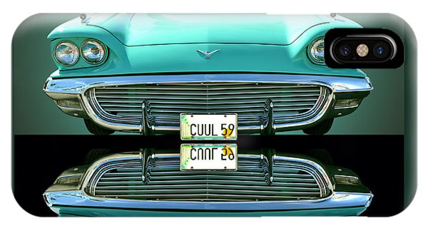 1959 Ford T Bird IPhone Case