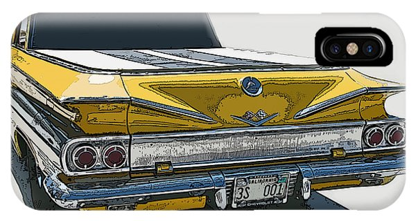1960 Chevrolet El Camino IPhone Case