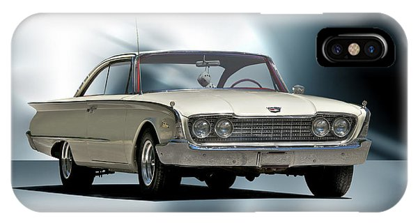 1960 Ford Starliner Phone Case by Dave Koontz