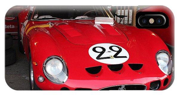 1962 Ferrari Gto IPhone Case
