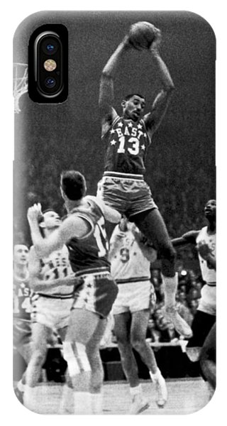 1962 Nba All-star Game IPhone Case