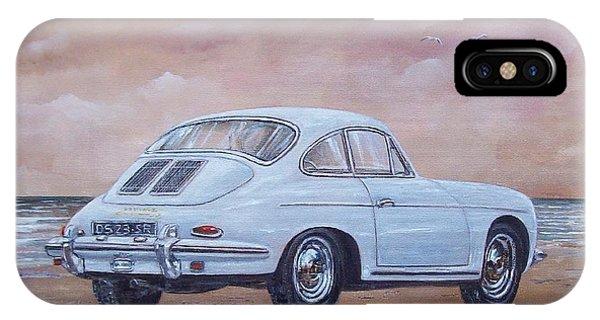 1962 Porsche 356 Carrera 2 IPhone Case