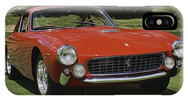 1963 Ferrari 250 Gt Lusso IPhone Case