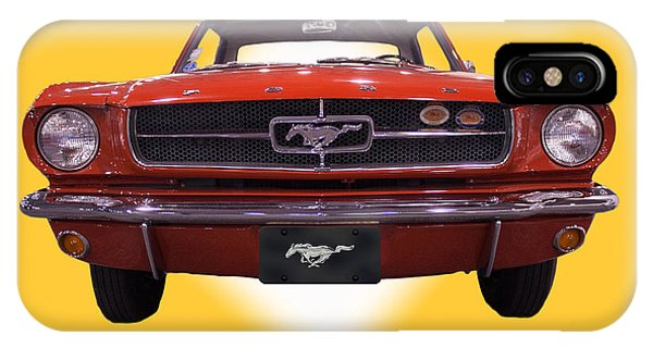 1964 Ford Mustang IPhone Case