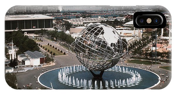 1964 Worlds Fair New York City Phone Case by Kevin Snider