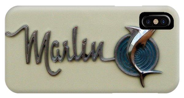 1965 Rambler Marlin IPhone Case