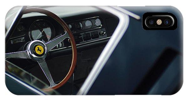 1967 Ferrari 275 Gtb-4 Berlinetta IPhone Case