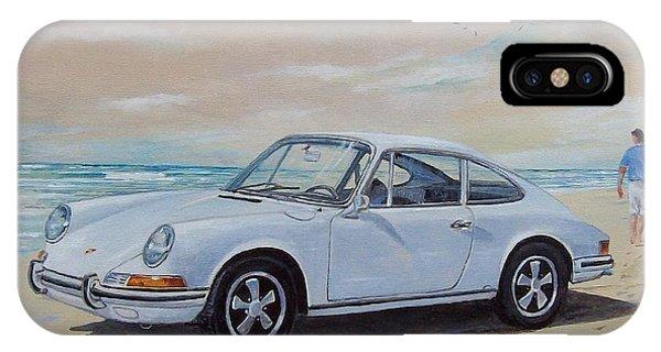 1967 Porsche 911 S Coupe IPhone Case