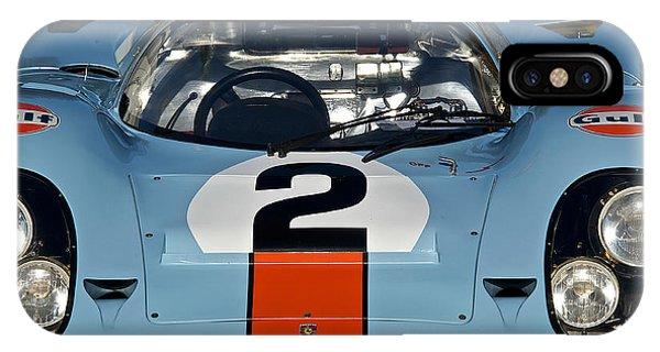 1969 Porsche 911 917k Phone Case by Dave Koontz