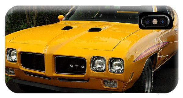1970 Pontiac Gto. IPhone Case