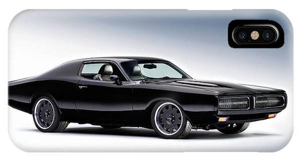 1972 Dodge Charger IPhone Case