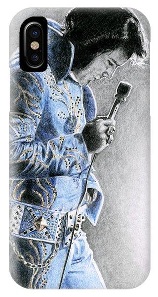 1972 Light Blue Wheat Suit IPhone Case