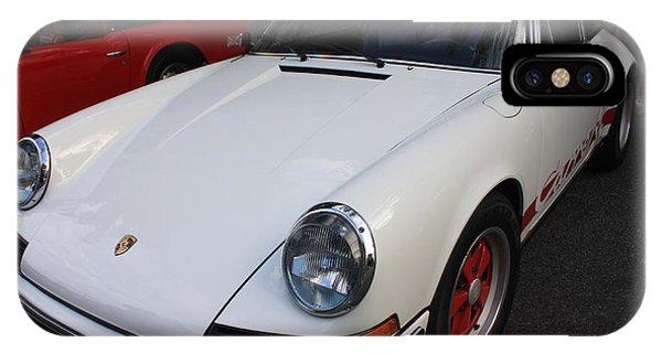 1973 Porsche IPhone Case