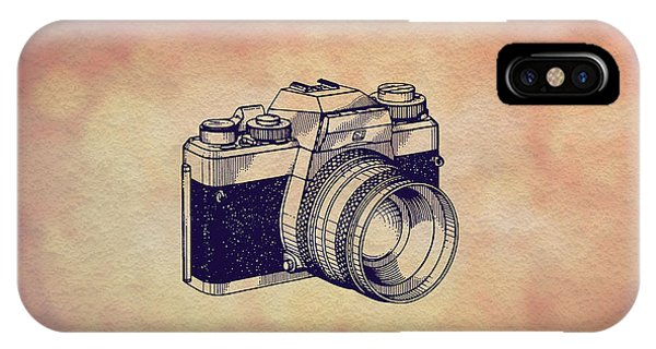 Vintage iPhone Case - 1979 Rollei Camera Patent Art 1 by Nishanth Gopinathan