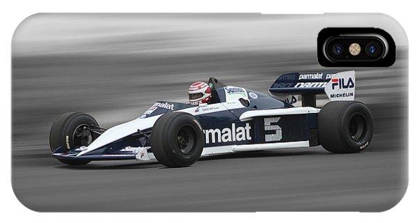 1983 Brabham Bmw Bt52 IPhone Case