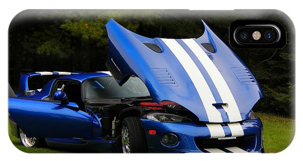 1997 Viper Hennessey Venom 650r 4 IPhone Case