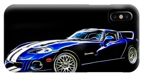 1997 Viper Hennessey Venom 650r 5 IPhone Case