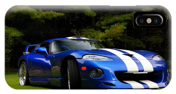 1997 Viper Hennessey Venom 650r IPhone Case