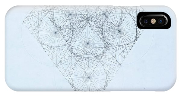 Diamond Quanta IPhone Case