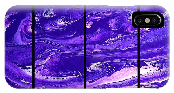 Abstract 60 IPhone Case