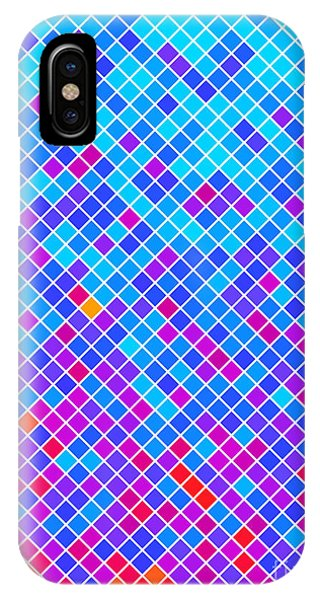 Digital Effect iPhone Case - Abstract Background, Vector Without by Gala