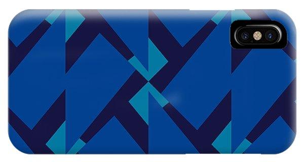 Abstract Retro Pattern. Vector Phone Case by Artsandra