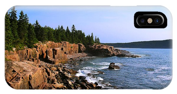 Acadia Coast IPhone Case