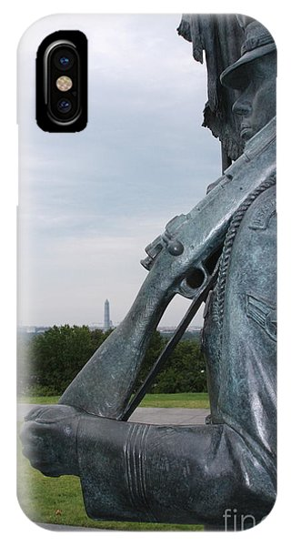 Air Force Memorial IPhone Case