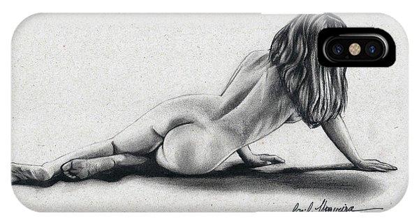 Artistic Nude IPhone Case