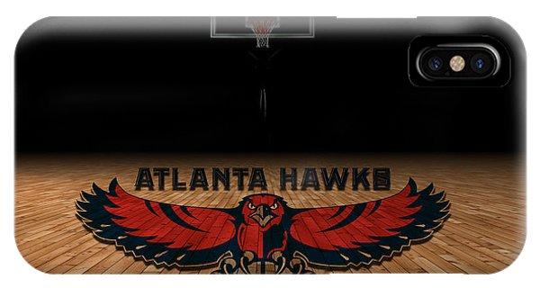 Atlanta Hawks IPhone Case