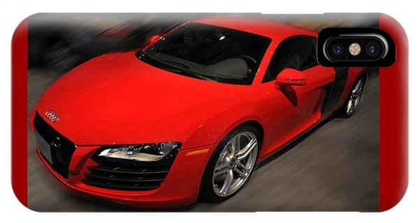 Audi R8 IPhone Case