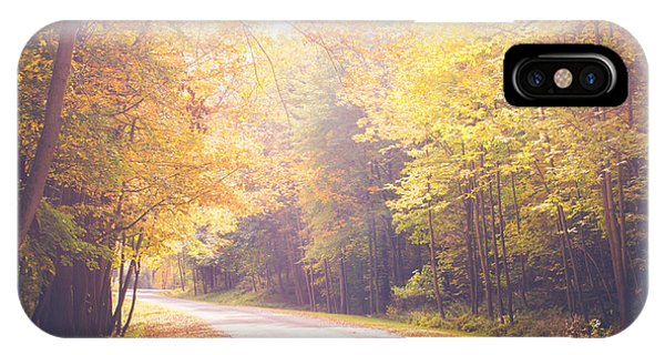 Autumn Light IPhone Case