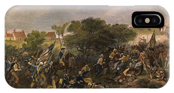 Battle Of Monmouth, 1778 IPhone Case