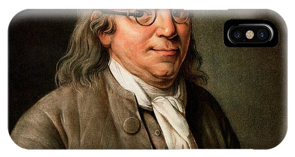 Benjamin Franklin Phone Case by American Philosophical Society