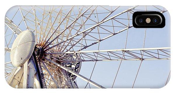 Funfair iPhone Case - Big Wheel by Tom Gowanlock