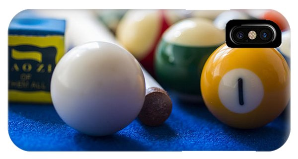 Billiard Balls IPhone Case