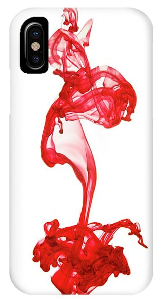 Blood Phone Case by Gustoimages/science Photo Library