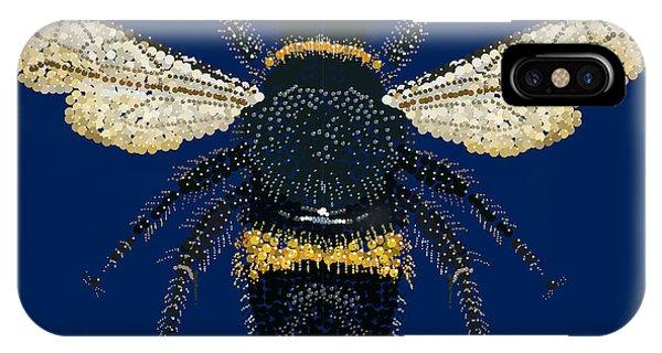 Bumblebee Bedazzled IPhone Case