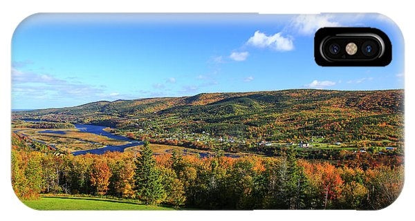 Canada, Nova Scotia, Cape Breton, Cabot Phone Case by Patrick J. Wall