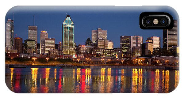Quebec City iPhone Case - Canada, Quebec, Montreal by Jaynes Gallery