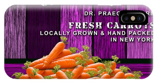Carrot Farm IPhone Case