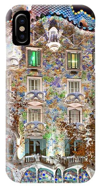 Casa Batllo - Barcelona IPhone Case
