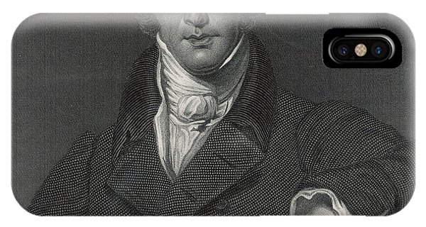 Charles Grey 2nd Earl  English Phone Case by Mary Evans Picture Library