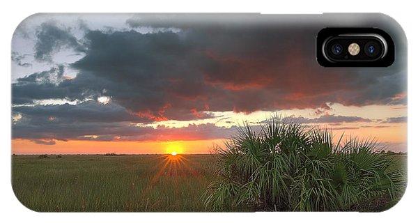 Chekili Sunset IPhone Case