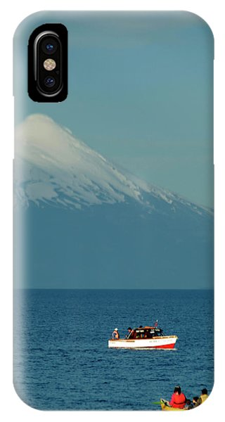 Chile, Puerto Varas Phone Case by Kymri Wilt