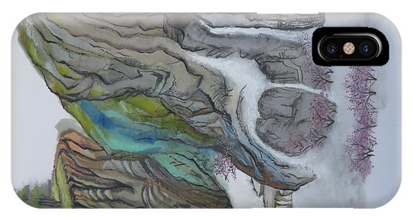 Chinese Landscape Painting IPhone Case